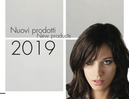 CONSULTATE LA BROCHURE CON I NUOVI PRODOTTI 2019